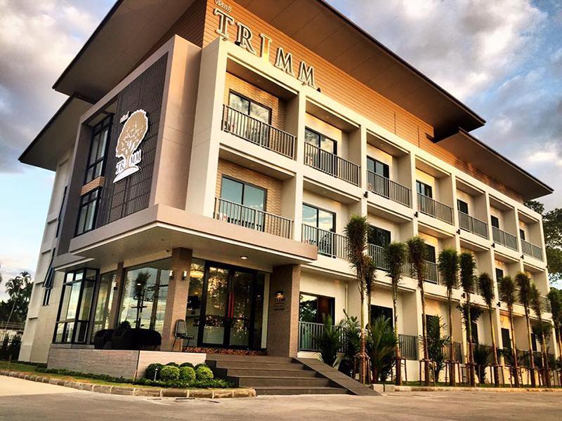 โรงแรม ทริมม์